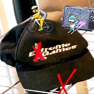 Original X Games Hat | Kiana Tom ESPN Reporter